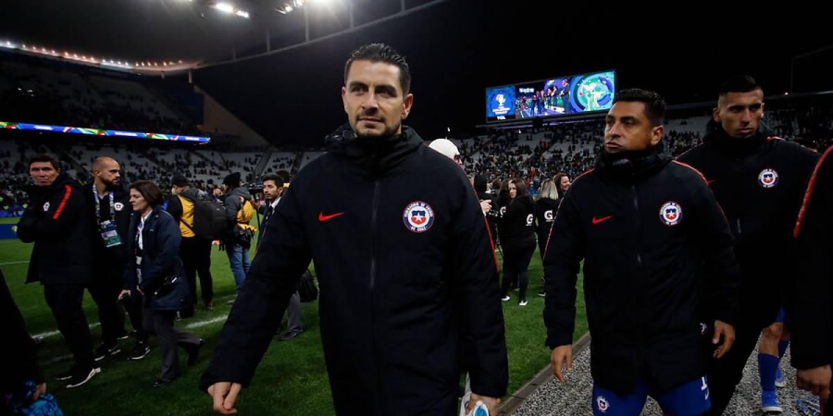 """Arias rompe el silencio tras Copa América: """"Puede ser que por haber nacido en Argentina me critiquen más en Chile"""""""