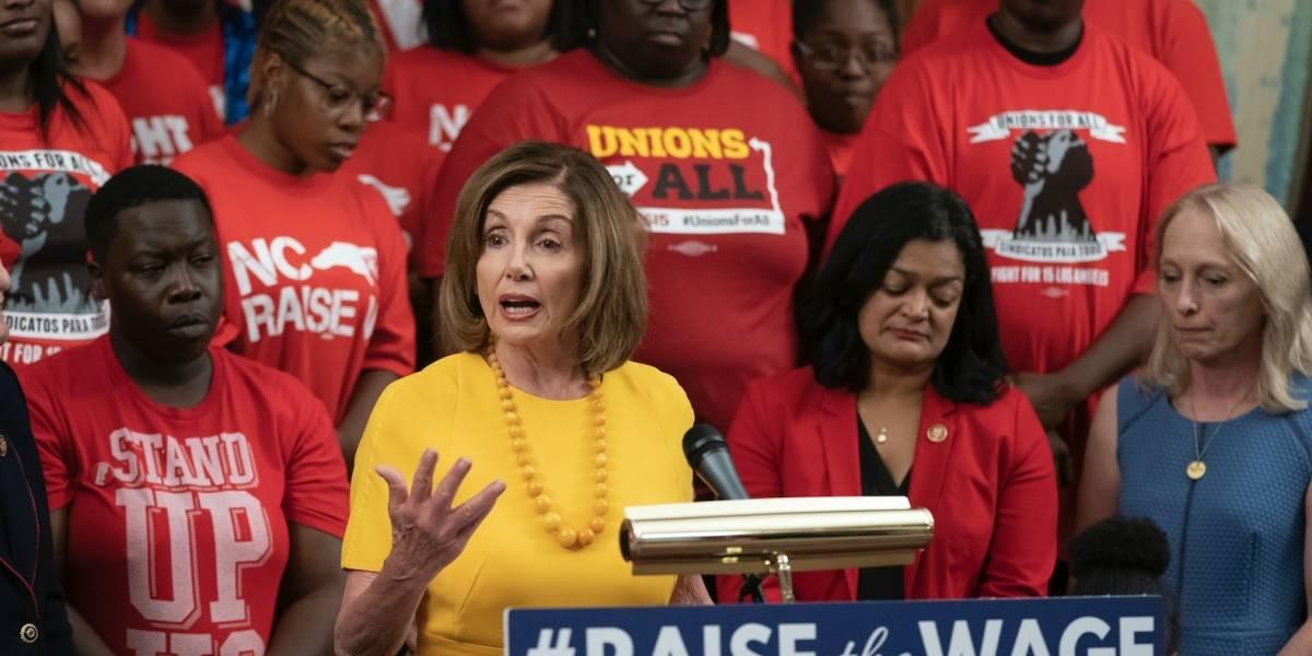EEUU: Cámara baja aprueba salario mínimo de 15 dólares/hora