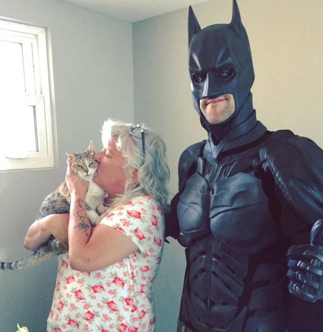Batman4Paws