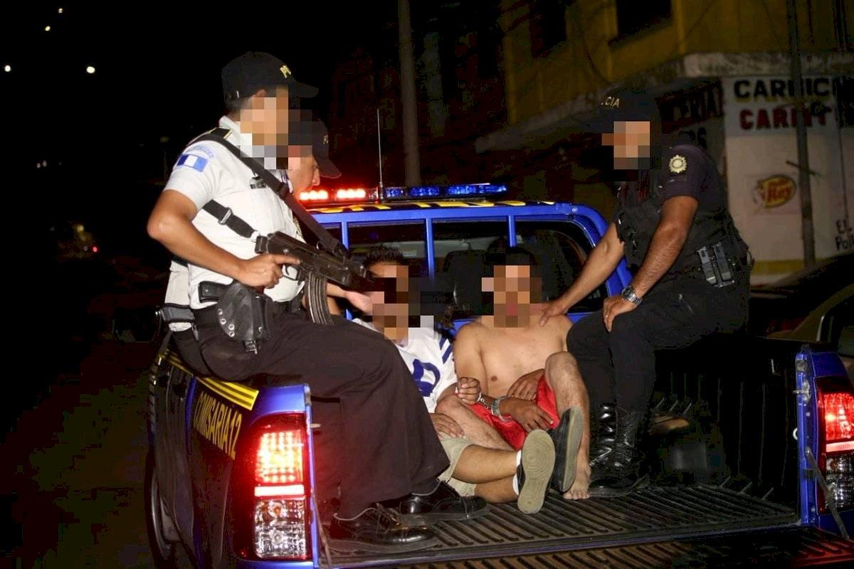 Las autoridades desarticularon al menos 80 redes criminales en 2019. Foto: PNC