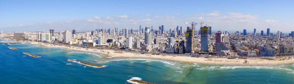 Es la capital del ocio nocturno del país hebreo.