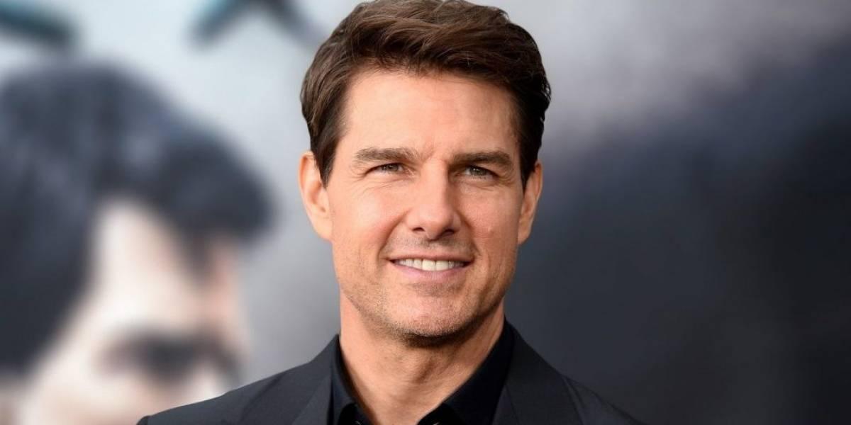 Tom Cruise vuelve a los cielos en