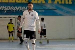 Increíble caso en Colo Colo: Despiden a jugador de futsal por su pasado en la Garra Blanca