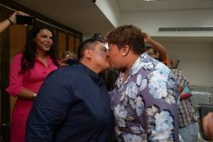 Matrimonio igualitario: Primera pareja LGBTI se casa en Ecuador