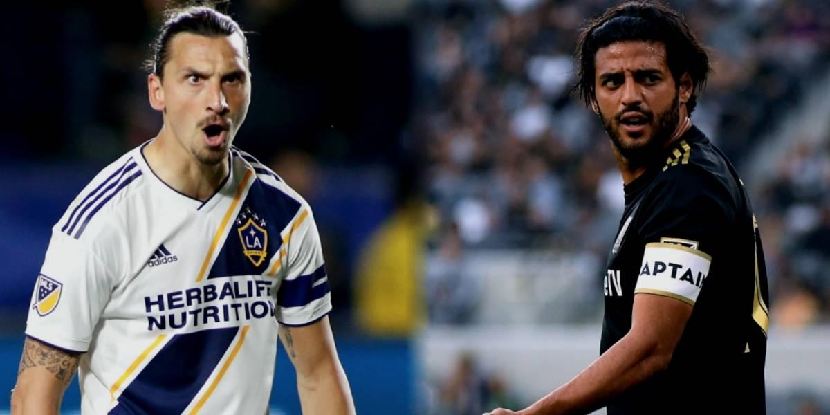 VIDEO: Zlatan Ibrahimovic menosprecia a Carlos Vela