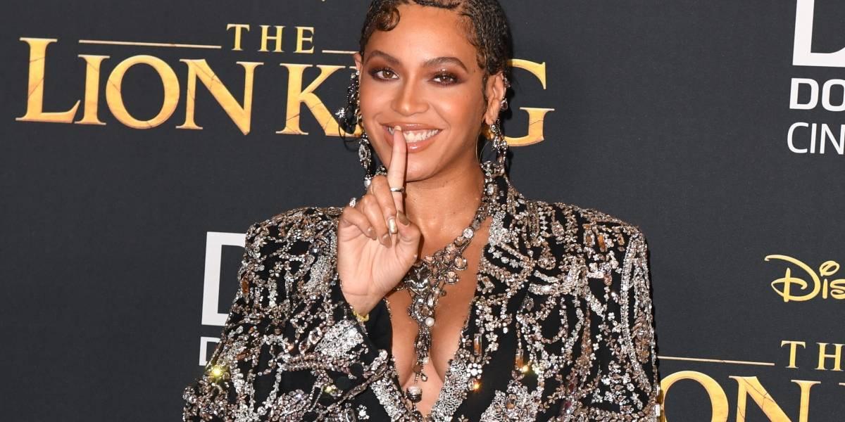 """Beyoncé derrocha amor para África en su nuevo álbum """"El Rey León: el regalo"""""""