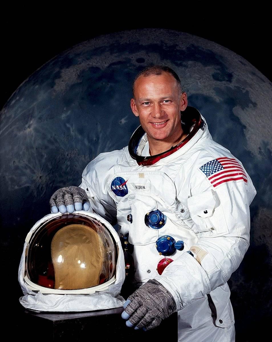 Buzz Aldrin - astronauta