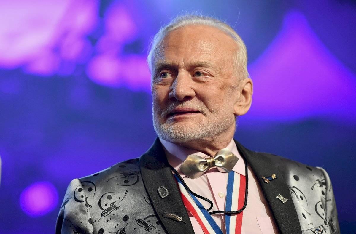 "Edwin ""Buzz"" Aldrin - astronauta"