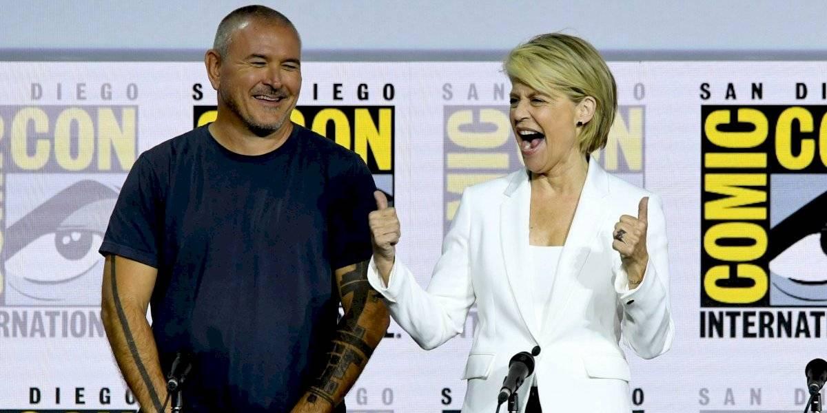 """VIDEO. Linda Hamilton sorprende en su papel de Sarah Connor en """"Terminator: Dark Fate"""""""