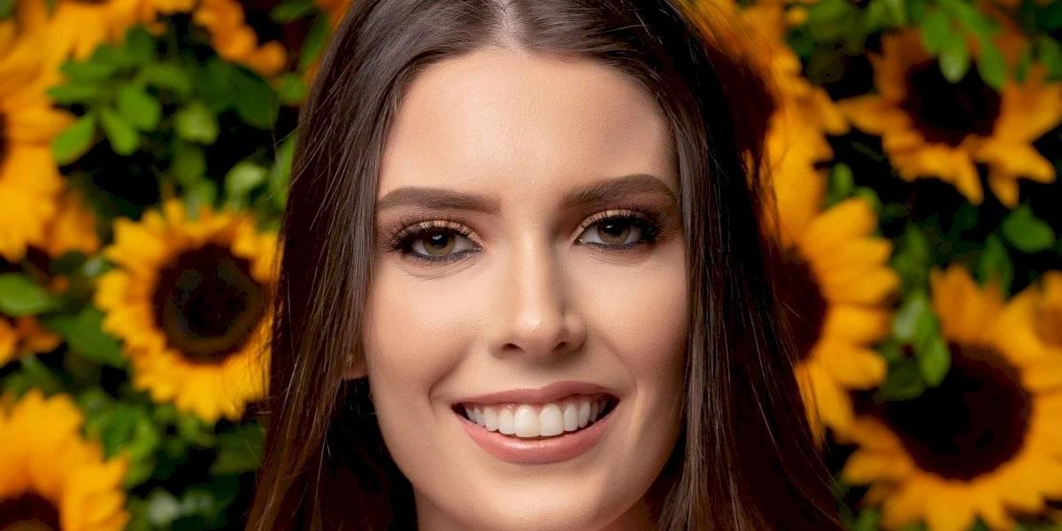 Cristina Hidalgo es la nueva Miss Ecuador 2019
