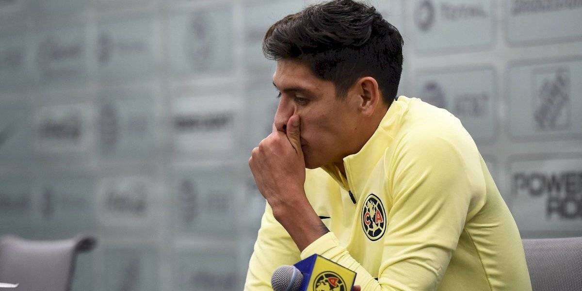 Edson Álvarez se despide de América con emotivo video