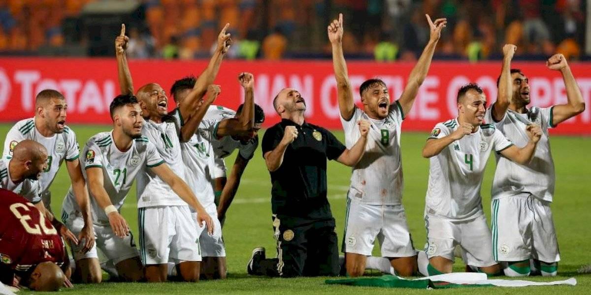 África tiene rey y campeón: Argelia se quedó con el título continental con tempranero gol ante Senegal