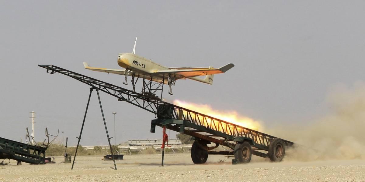 """""""No hemos perdido ningún dron"""": Irán refuta el anuncio de Trump y dice que EEUU no destruyó ningún avión no tripulado en el Golfo Pérsico"""