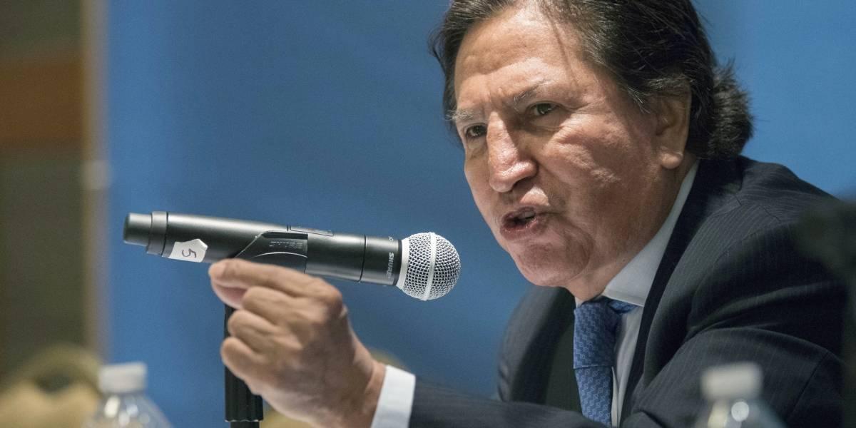 Por riesgo de fuga: juez de EEUU niega fianza a ex presidente de Perú Alejandro Toledo