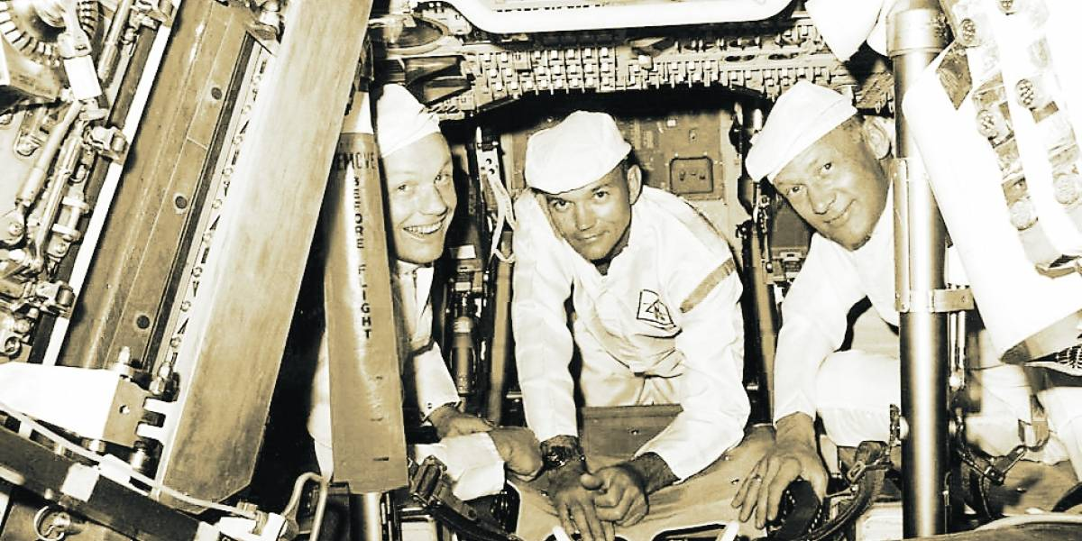 50 años de la llegada a la luna: La colosal travesía del Apolo 11