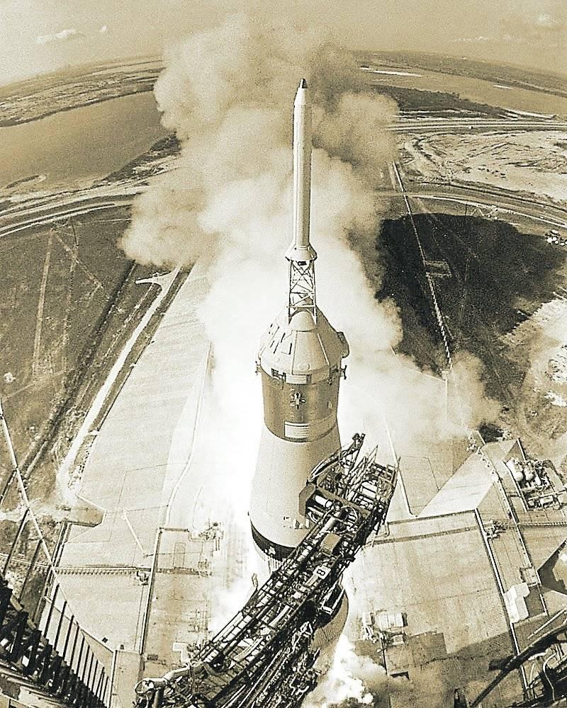 50 años llegada a la luna