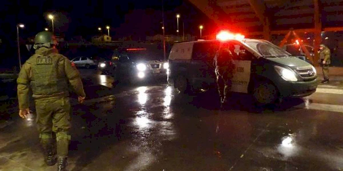 Vuelco en robo a caseta de peaje en Lo Prado: dos guardias habrían estado coludidos con asaltantes