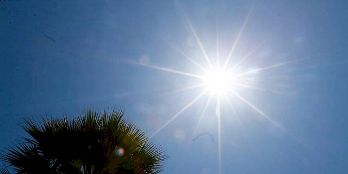 Meteorología extiende aviso por altas temperaturas: máximas superarán los 34 grados en la zona central