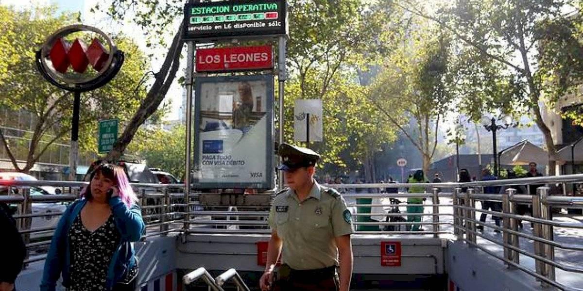 Revisa en qué lugares estarán ubicadas las 14 estaciones de la nueva Línea 8 del Metro de Santiago