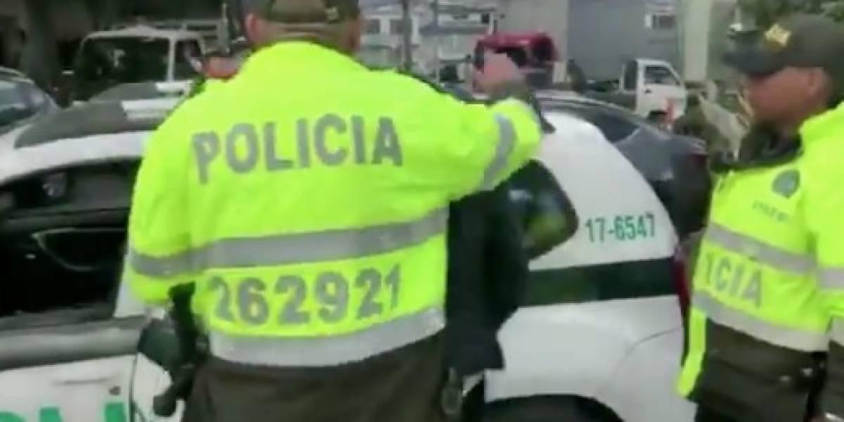 Una nueva balacera se presentó en Bogotá