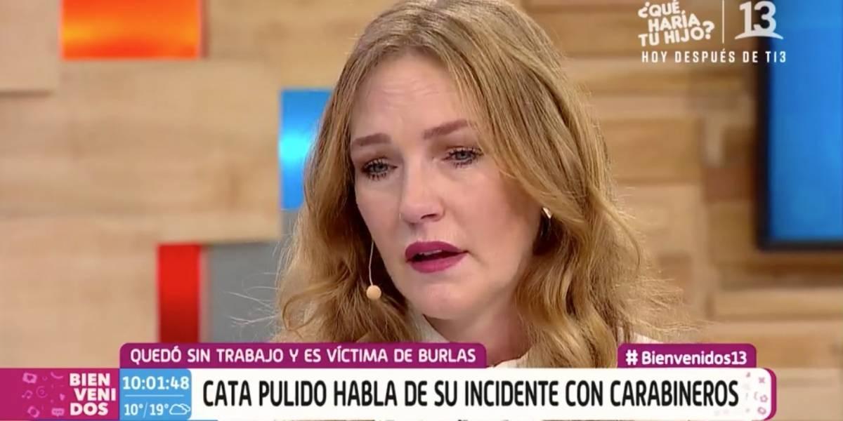 """El sufrimiento de Catalina Pulido: """"Estuve una semana entera mordiendo el cojín de mi cama con ganas de matarme"""""""