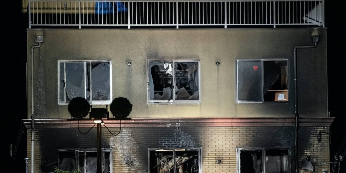 """""""Siempre roban. Es culpa de ellos"""": incendiario de Kyoto Animation realizó el ataque porque creía que el estudio plagiaba novelas"""