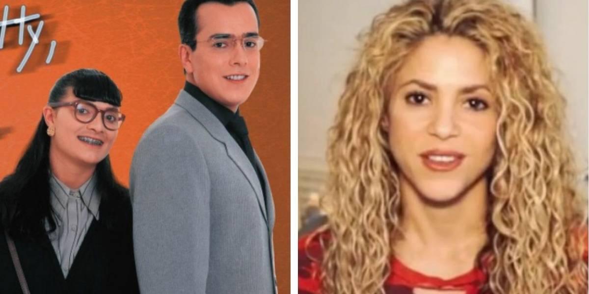 Shakira iba a aparecer en 'Betty la Fea', pero por esta razón no se concretó