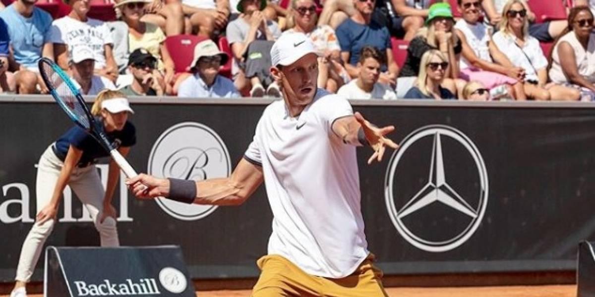 Jarry bajó a los campeones de Roland Garros y avanzó a semis en el dobles de Hamburgo