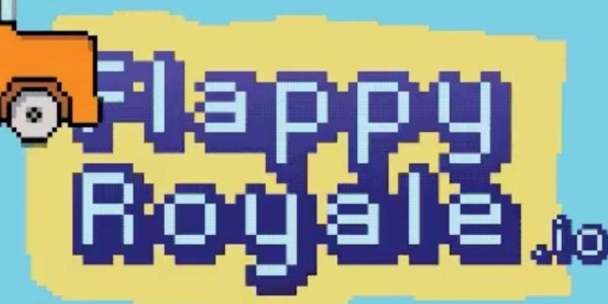 Flappy Bird se volvió un Battle Royale para smartphones y navegadores