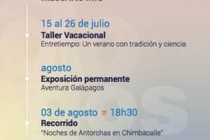 Agenda en Museos Verano de las Artes 2019