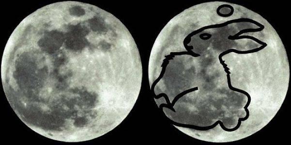 Especial Apolo 11: Esta es la leyenda mexicana del conejo en la Luna