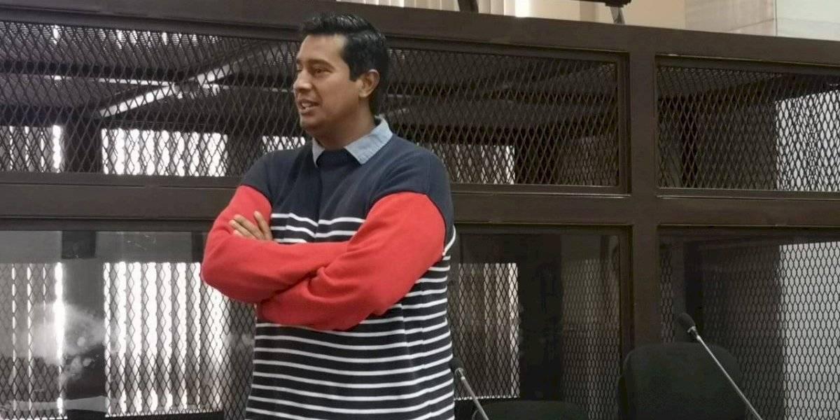 Exdirector del Renap, Rudy Gallardo, es beneficiado con arresto domiciliario