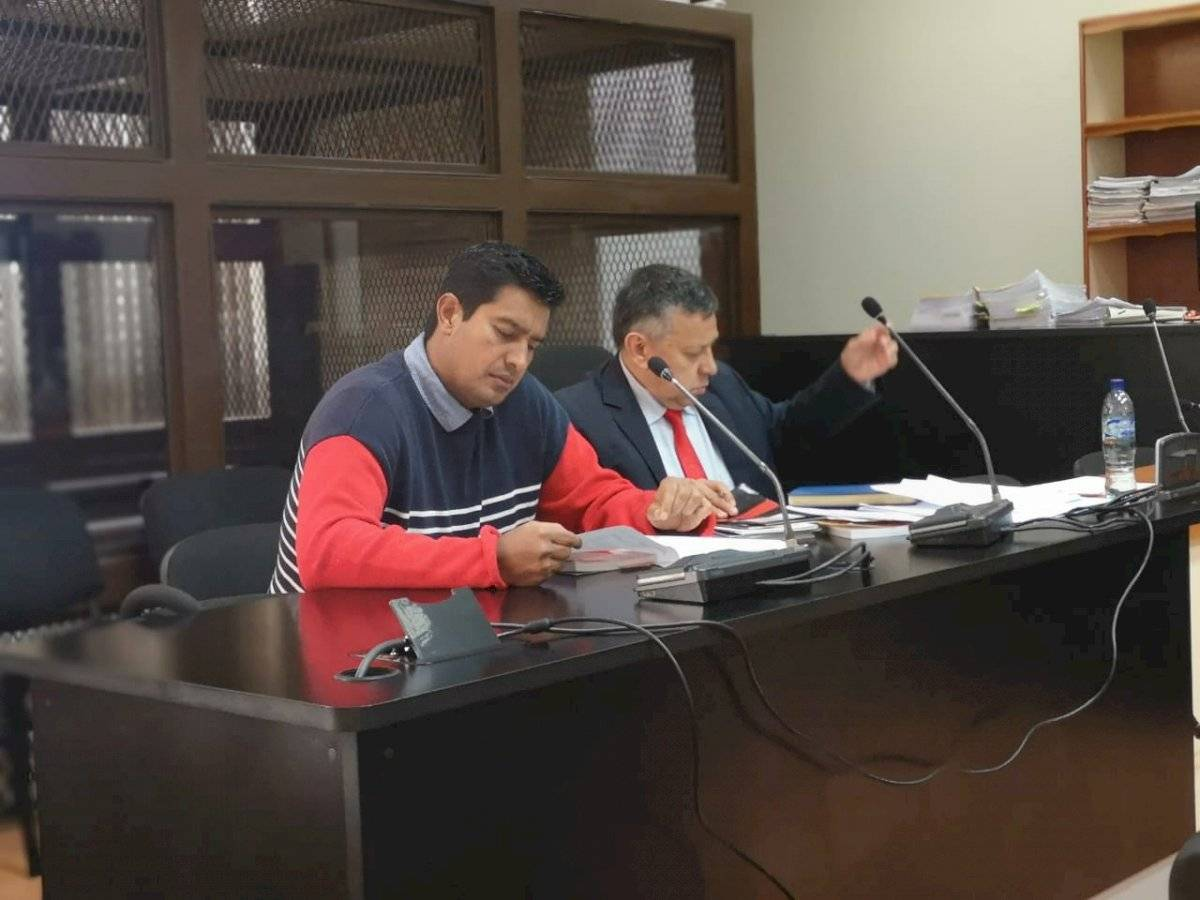 Rudy Gallardo, exdirector del Renap