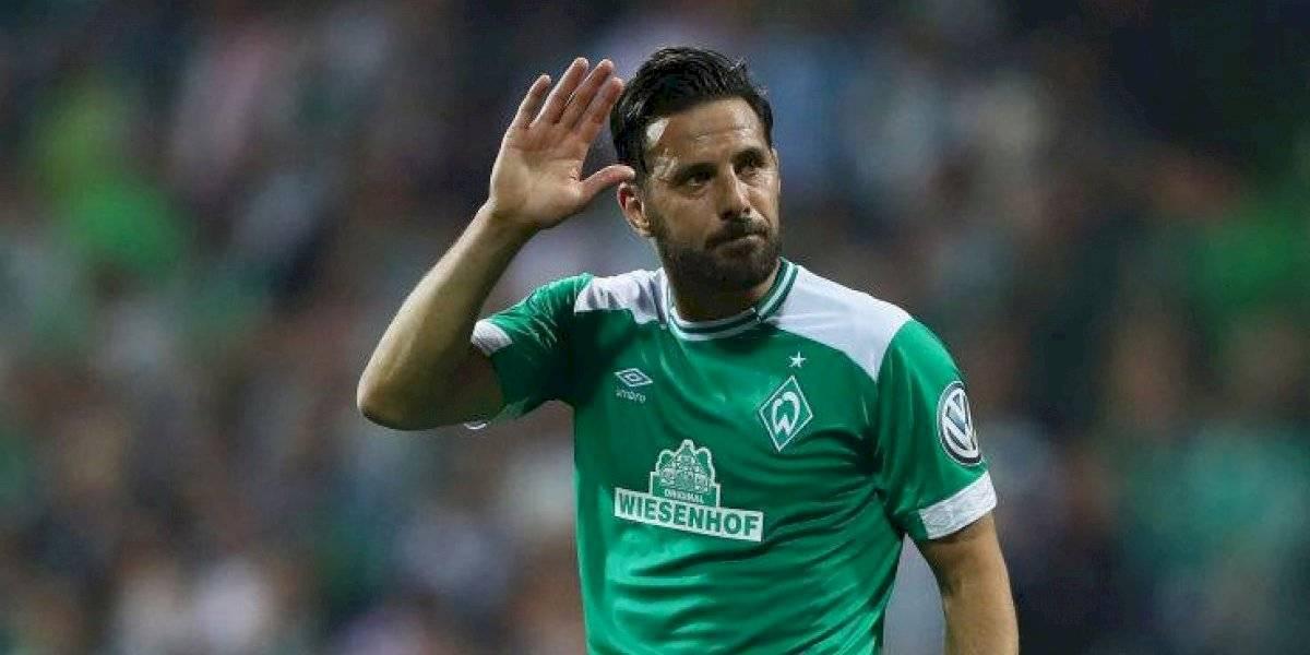 Se retira una leyenda: El peruano Claudio Pizarro anunció que dejará el fútbol al final de esta temporada