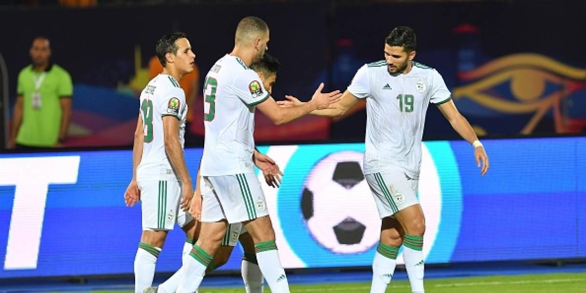 Argelia, campeón de Copa Africana de Naciones