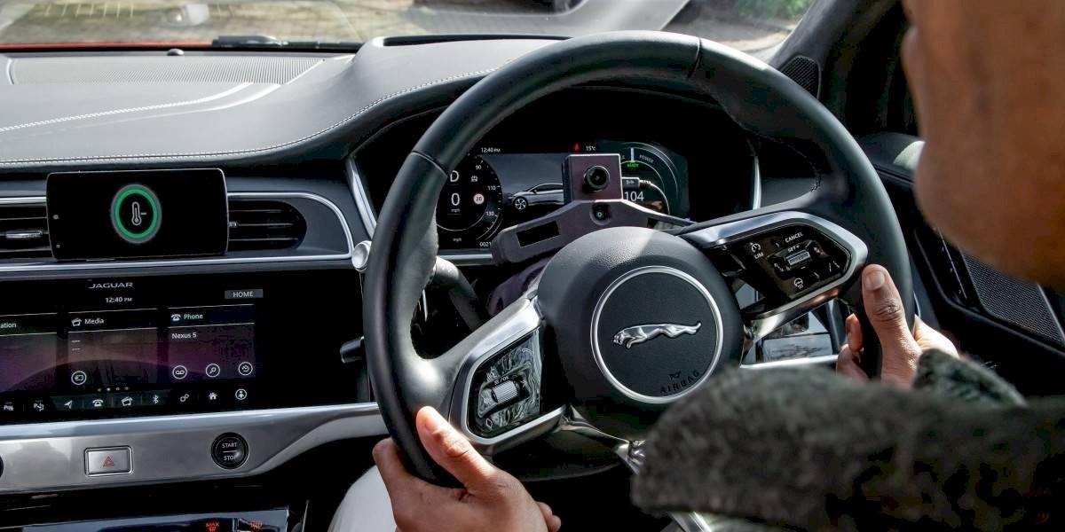 Jaguar Land Rover se propone evitar el estrés de sus conductores