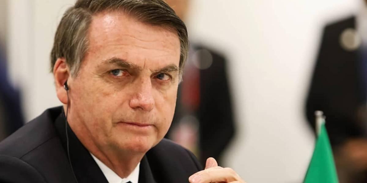 Bolsonaro nega retorno de CPMF e cita intenção de reduzir alíquota de IR
