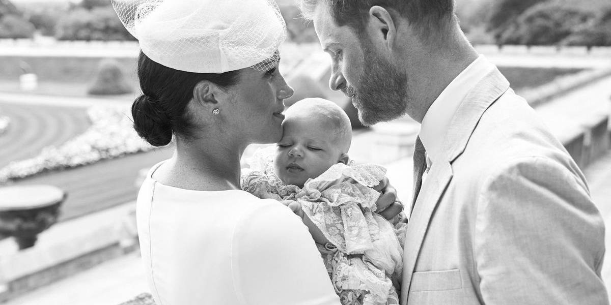 Meghan y el príncipe Harry quieren adoptar a un bebé africano en homenaje a la Princesa Diana