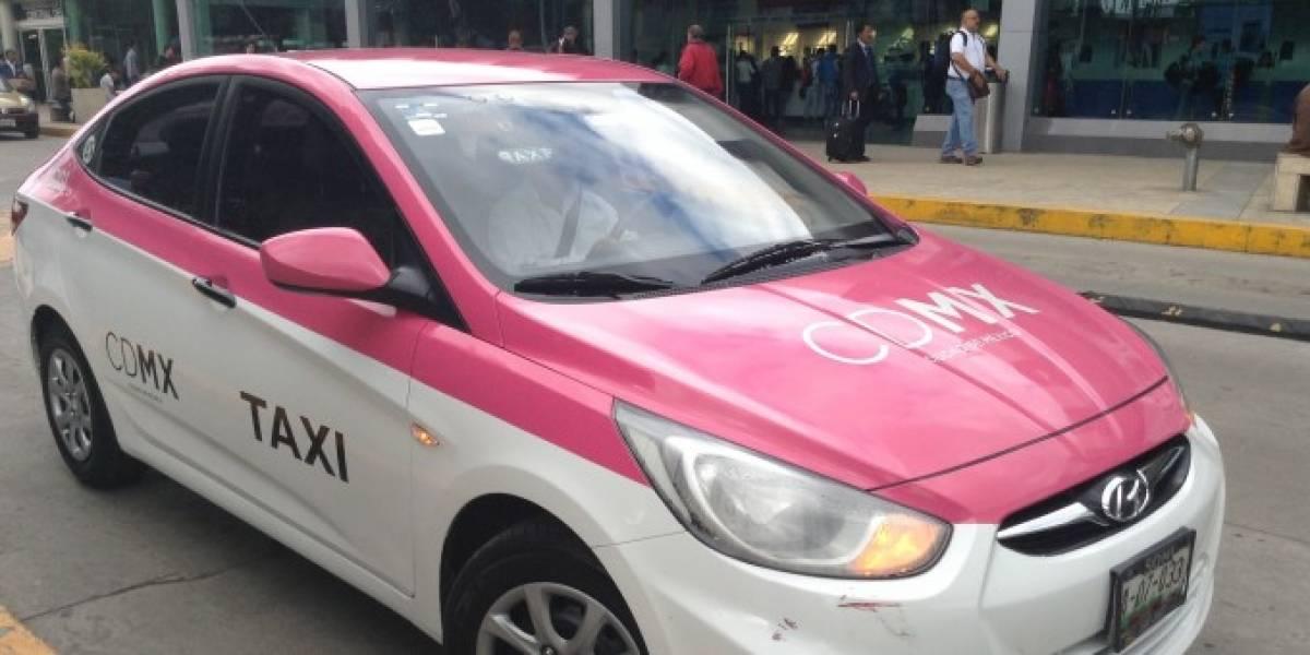 Gobierno de la CDMX registrará a todos los conductores y creará una nueva app para taxis