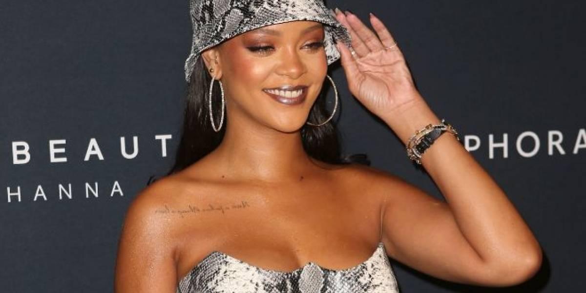 Critican a Rihanna por fotos en bikini