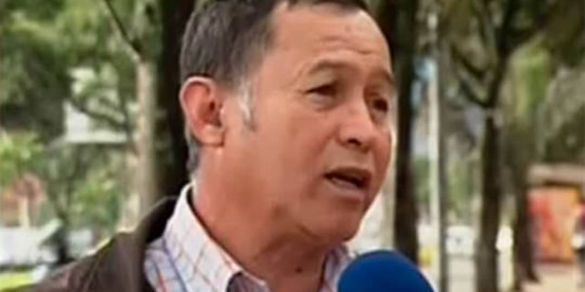 Abuelo fue brutalmente golpeado y robado por supuestos domiciliarios en Bogotá