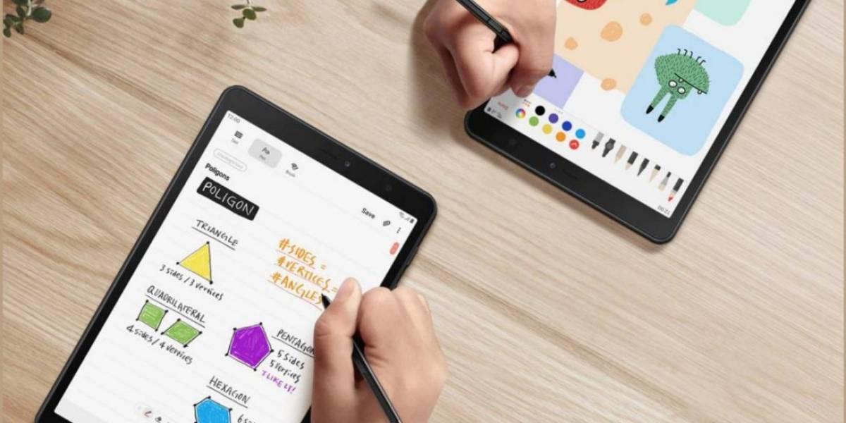 La Samsung Galaxy Tab A ya tiene precio oficial en México