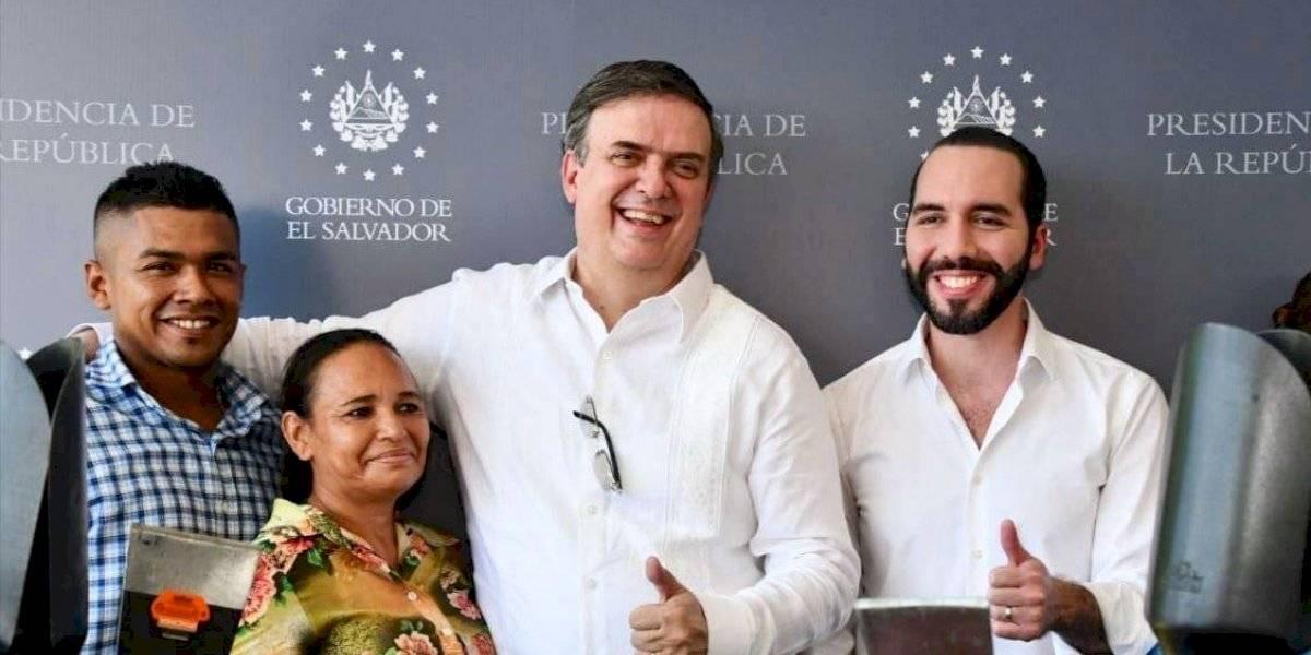 México pedirá a EU invertir 2 mil mdd en El Salvador para frenar migración