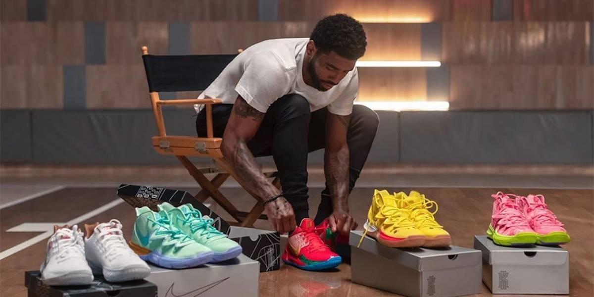 Nike va a lanzar una colección de zapatillas basadas en Bob Esponja