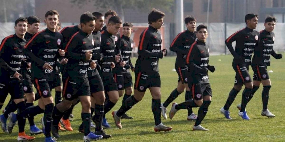 La Roja Sub 17 enfrentará dos amistosos de lujo previo al Mundial de Brasil 2019