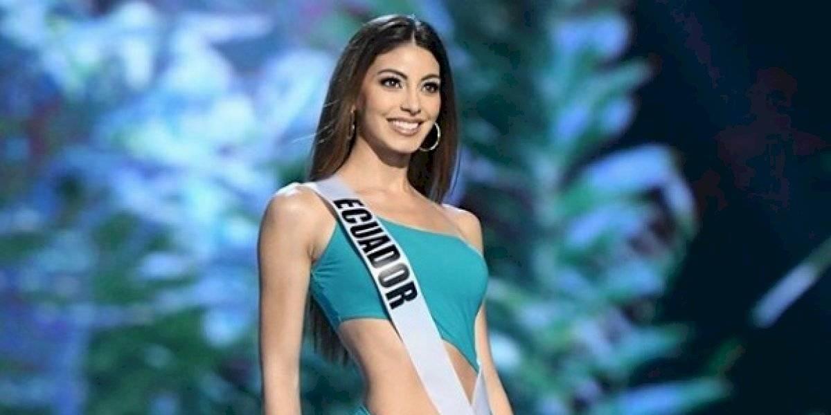 Miss Ecuador 2019: Virginia Limongi se despidió al estilo de Rafael Correa
