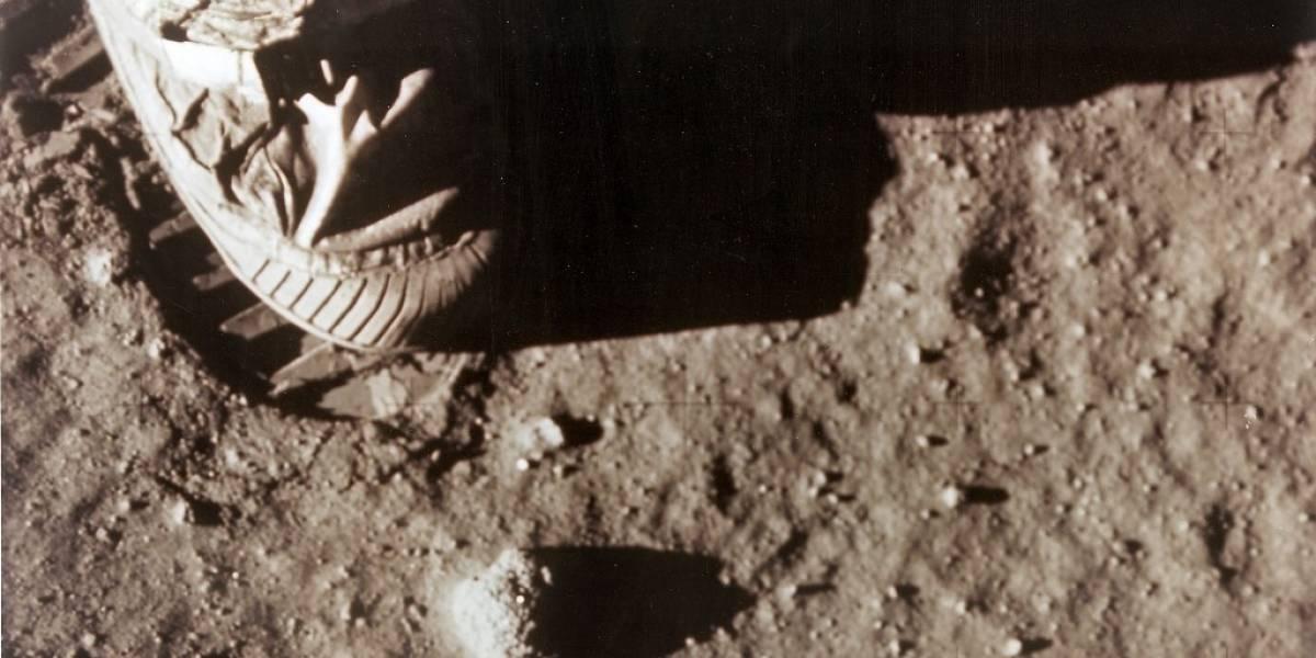 Se conmemoran 50 años de la llegada a la Luna