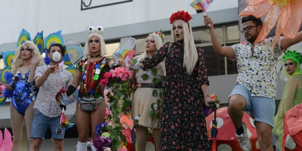 EN IMÁGENES: Celebran el XIX Desfile de la Diversidad Sexual e Identidad de Género
