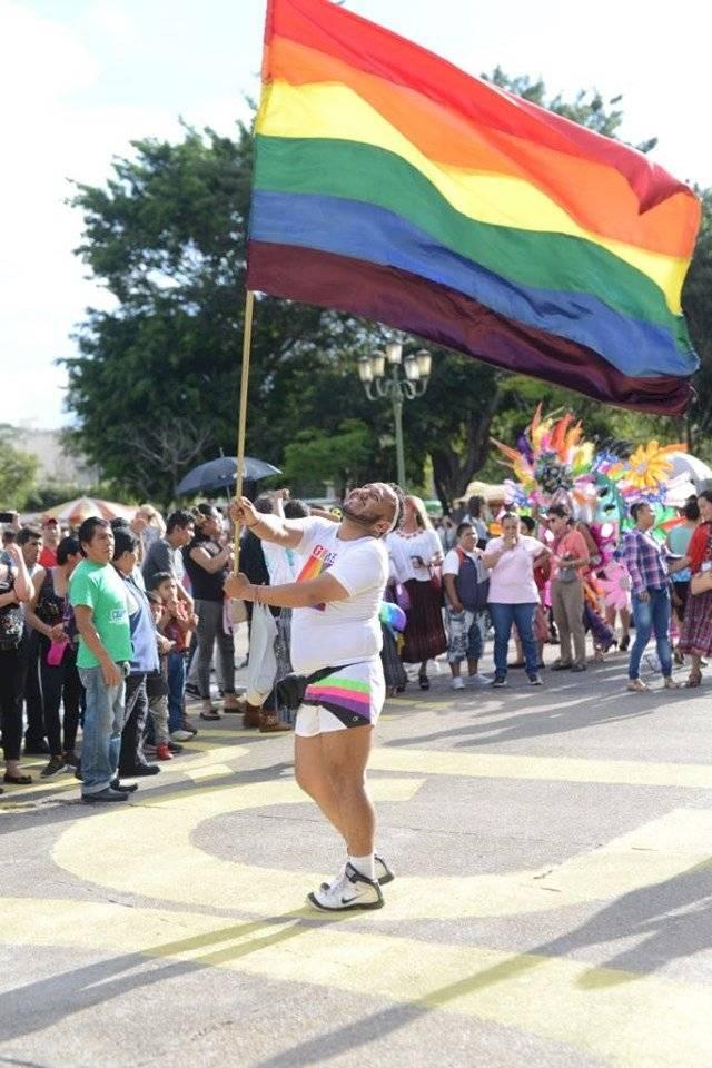 desfile lgbti diversidad sexual