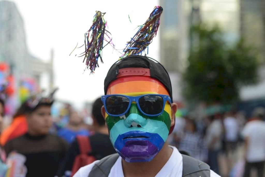 desfile diversidad sexual lgbti